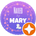 Photo of nailed by mary