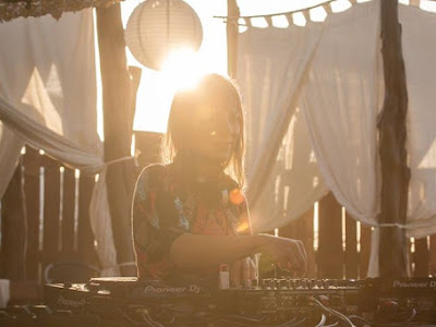 Mira Joo has been killing it in Ibiza over the summer playing