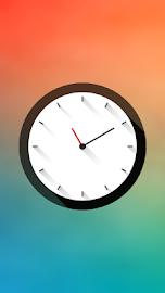 Long Shadows Clock - UCCW Skin Screenshot 3