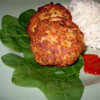 Salmon Patties I
