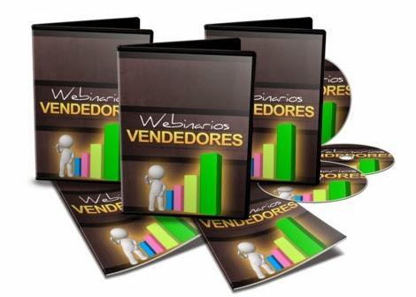 WEBINARIOS VENDEDORES [ Curso ] – Una nueva forma de vender por internet, obteniendo hasta 30 veces más resultados que los métodos convencionales