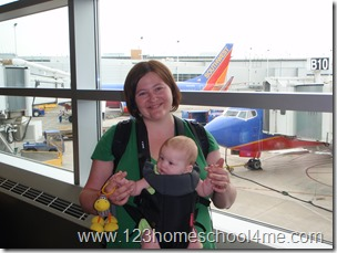Traveling with Children - 6 month old baby