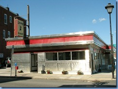 2416 Pennsylvania - Gettysburg, PA - on Carlisle St just off the roundabout - Lincoln Diner - a 1954 Silk City