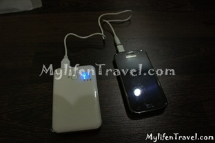 Dual Port Power Bank 30