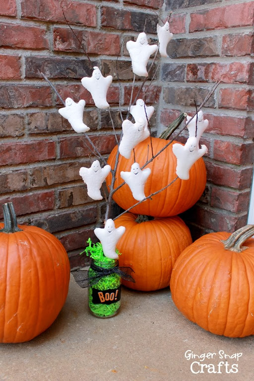 Halloween Ghost Tree #ad