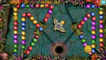 Screenshot of Marble Shoot