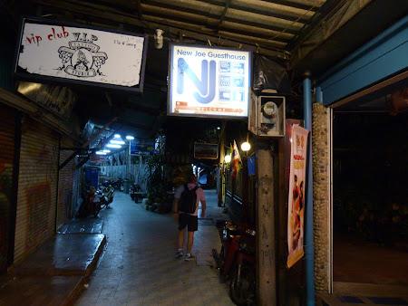 Cazare Bangkok: Hotel New Joe Khao San
