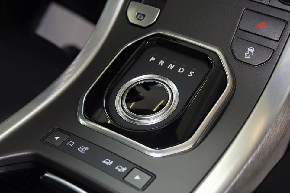 Nội thất xe Range Rover Evoque 015