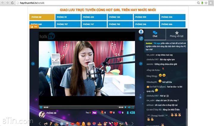 GẤP!!! Xin link fb bạn nữ này :3 Link hình: http://haynhucnhoi.tv/cctalk
