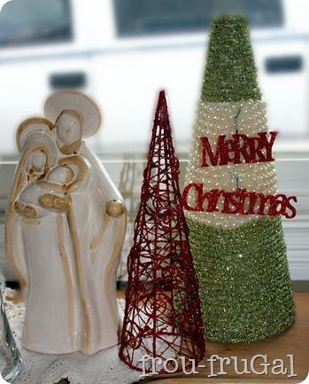 Beaded Christmas Tree - Pass