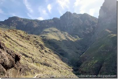 7289 Puerto Las Nieves-Barranco Oscuro(Barranco Oscuro)