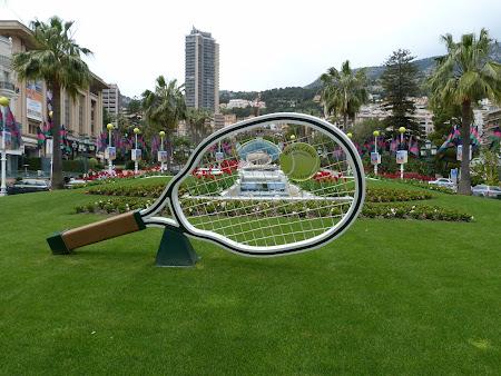 Marele Premiu al Monaco la tenis