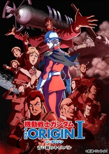 Mobile Suit Gundam The Origin - Kidou Senshi Gundam: The Origin VietSub