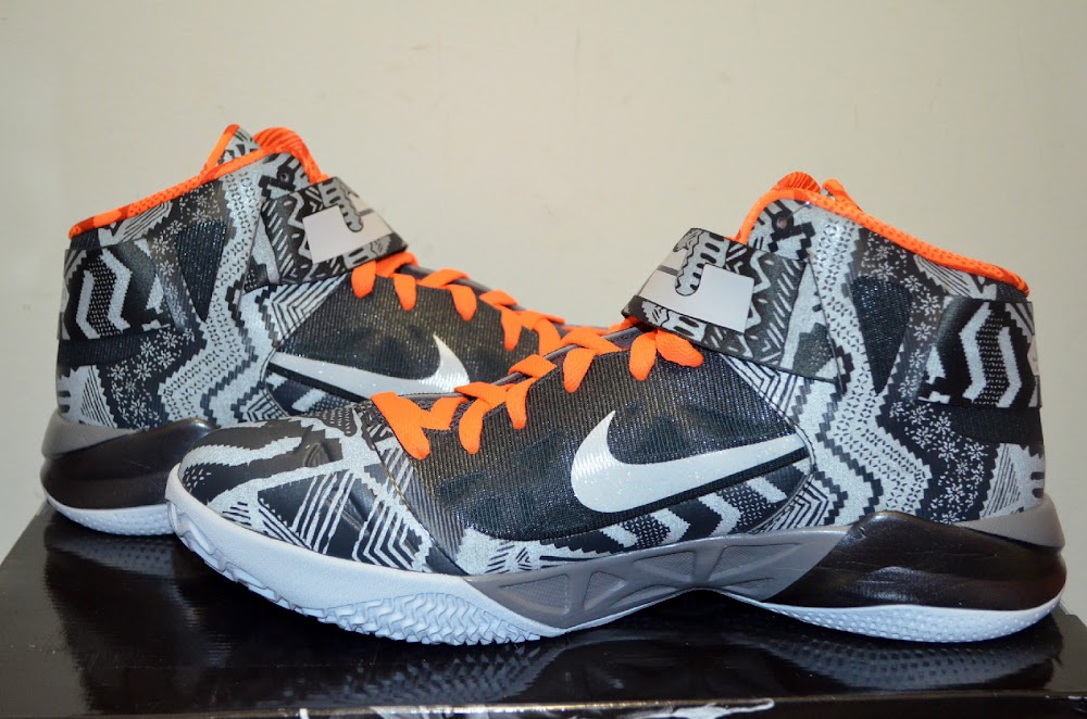 ... LeBron Nike Zoom Soldier VI 8220Black History Month8221 is not a PE ... ec88b62d7a