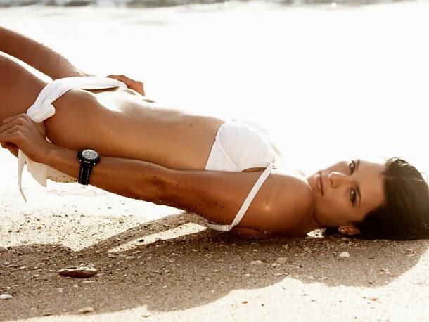 Danica Patrick Bikini Shoot 97