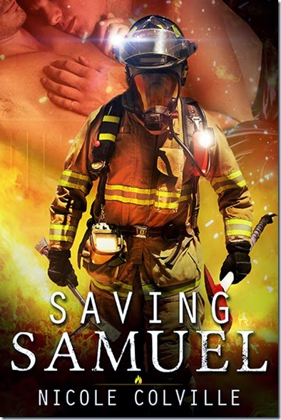 Saving Samuel E-Book Cover