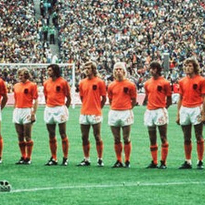 Holanda, la naranja mecánica, una escuela de fútbol.