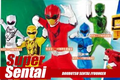 Siêu Nhân Thú Vương  Doubutsu Sentai Zyuohger