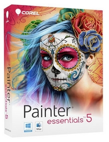 Corel Painter Essentials v5.0.0.1102 Full