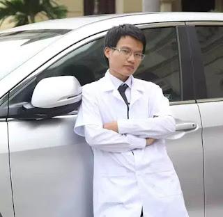 Chúng ta có một bác sĩ trẻ vừa trở thành tù nhân lương tâm tên là Nguyễn Đình Thành