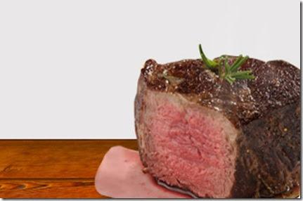 carne bovina orgânica