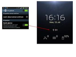 Screenshot of S4 Weather &Temperature Widget