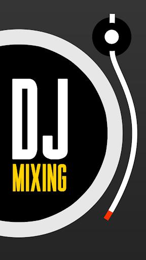 DJ 音樂混合 編輯器 !