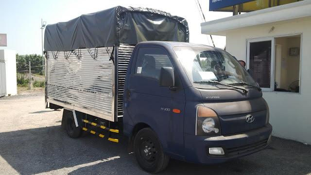 Hyundai H150 thùng bạt