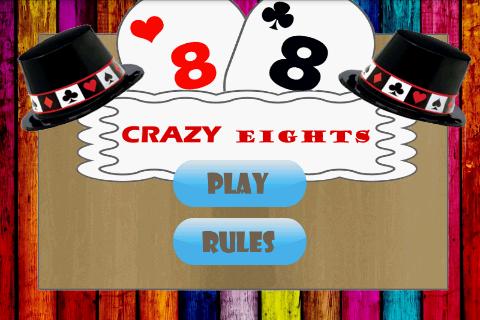 Crazy Eights Fun
