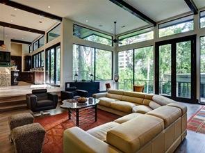 arquitectura-interior-salon-moderno-Residencia-LeBlanc-Cox