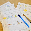 FREE Spelling Worksheets for Letter Sounds S, A, and T