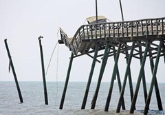 Bogue Inlet Pier