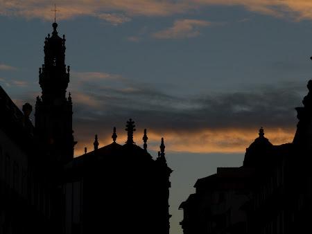 Imagini Portugalia: apus de soare Porto