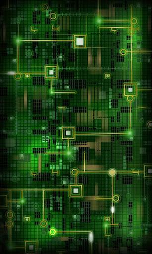 Cyber Wallpaper