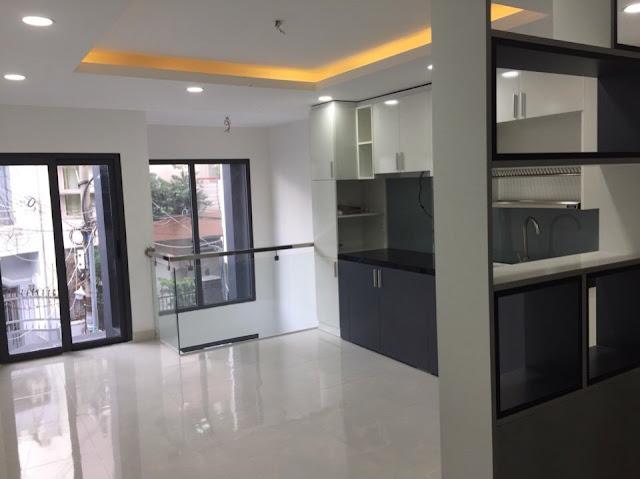 Bán nhà hẻm nội bộ Huỳnh Văn Bánh Quận Phú Nhuận giáp Quận 3 - 011