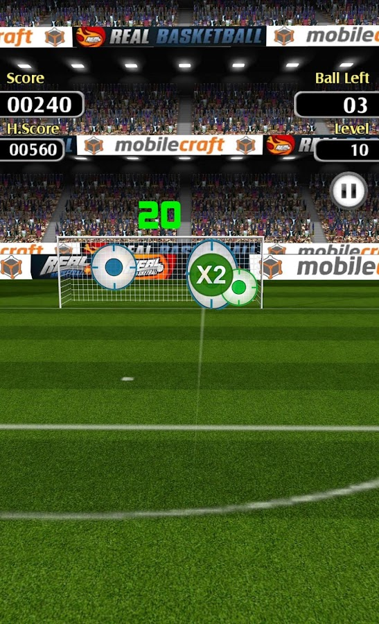 Flick Shoot (Soccer Football) - screenshot