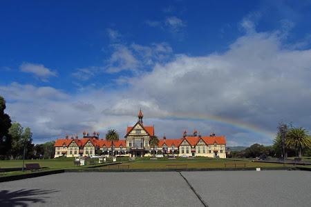 Imagini Insula de Nord: Muzeul din Rotorua