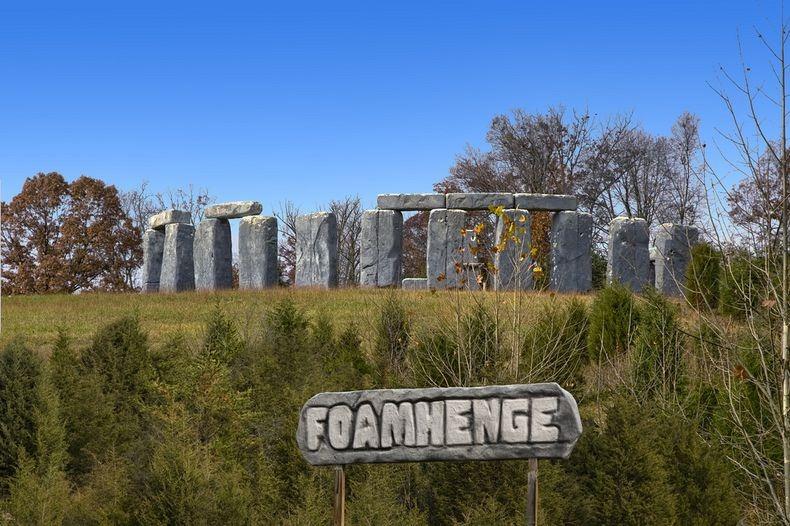 foamhenge-0