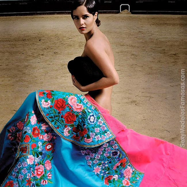 Ana Lucia Dominguez Desnuda SoHo Foto 5