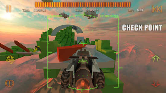 Jet Car Stunts 2 Screenshot 3