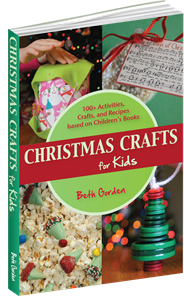 Christmas Crafts for Kids book cover