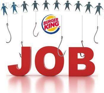[Tuyển Dụng Tháng 2]  Burger King hiện đang cần rất nhiều