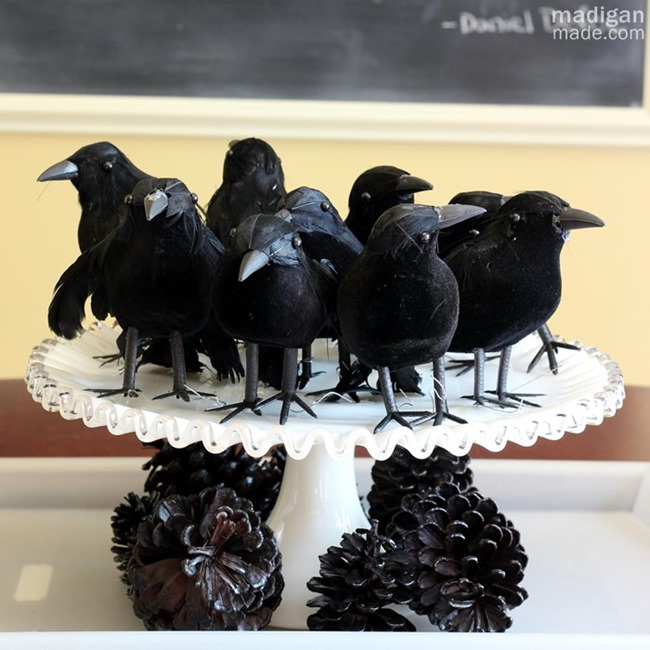 halloween-dollar-store-black-bird-decor-ideas-00