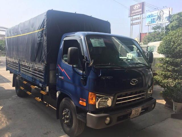 Xe tải Dothanh HD120s Mighty 8 tấn