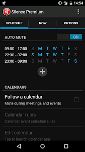 Silence Premium Do Not Disturb v2.13a