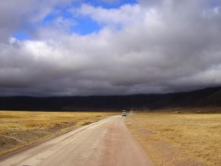 Imagini Tanzania: Ngorongoro National Park.