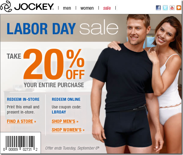 labor day en jockey