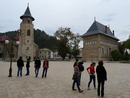 Obiective turistice Romania: centru istoric Piatra Neamt