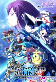 Phantasy Star Online 2 The Animation - Psò The Animation