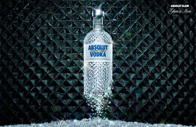vodka bottle
